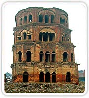 Abode of the Royal Princesses over 2000 years ago, Lucknow