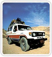 Tibet Jeep Safari