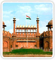 Red Fort, New Delhi