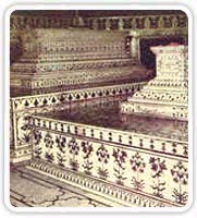 Tombs of Shah Jahan and Mumtaj Mahal